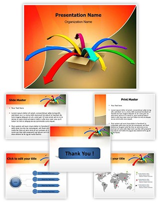 Out of Box Editable PowerPoint Template