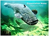 Catfish Editable PowerPoint Template