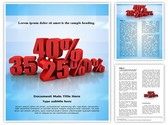 Discount Percent Template