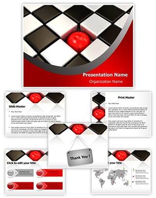 Unique Editable PowerPoint Template