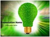 Renewable Green Energy Editable PowerPoint Template