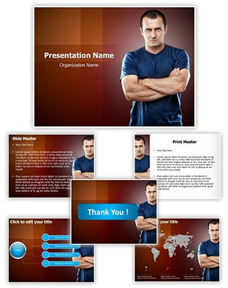 Attitude Editable PowerPoint Template