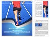 Handicap Athlete Template
