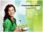 Healthy Diet Editable PowerPoint Template