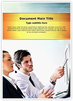 Micromanagement Technique Editable Word Template
