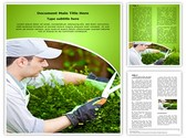 Gardener Template