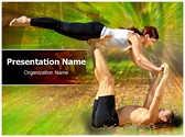 Tantra Yoga PowerPoint Templates