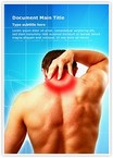 Neck Pain Word Templates