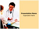 Blood Pressure Check Free PowerPoint Template