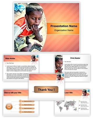 Unhygienic Editable PowerPoint Template