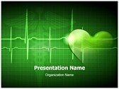 Heart Beat PowerPoint Templates