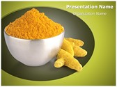 Turmeric Powder Template