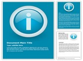Information Free PowerPoint Template