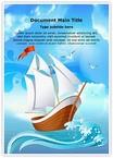 Sailboat Transportation