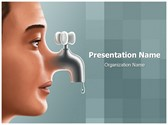 Cold Nose PowerPoint Templates