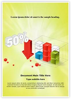 Statistics Editable Word Template