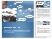 Cloud Computing Free PowerPoint Template