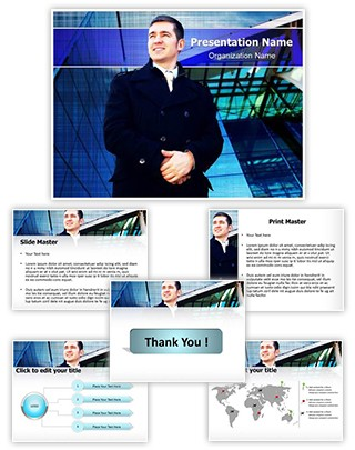 Architectural Business Editable PowerPoint Template