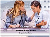 Conciliation Editable PowerPoint Template