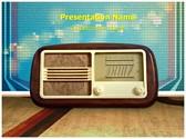 Vintage Radio Template