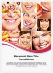 Healthy Teeth Collage