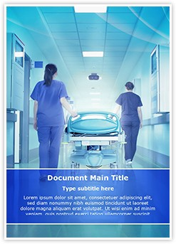 Emergency Care Editable Word Template
