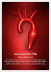 Aortic Aneurysm Word Templates