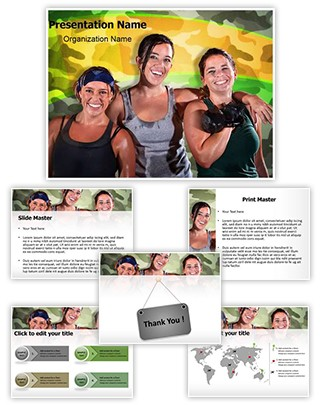 Boot Camp Editable PowerPoint Template