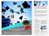 High School Graduation Template