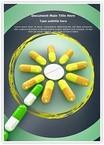Homeopathic Pills Concept