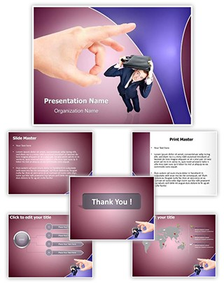 Employee Fired Editable PowerPoint Template
