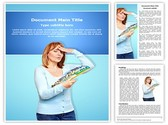 Menopausal Complaints Editable Word Template