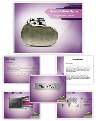 Pacemaker Editable PowerPoint Template