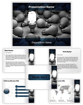 Innovative Editable PowerPoint Template