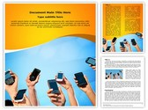 Mobile Computing Template