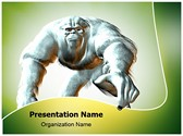 Yeti Editable PowerPoint Template