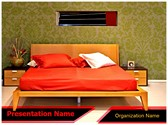 Bedroom Editable PowerPoint Template