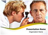 Audiology PowerPoint Templates