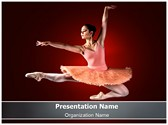 Ballerina Editable PowerPoint Template