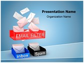 Email Filter for Spam Template