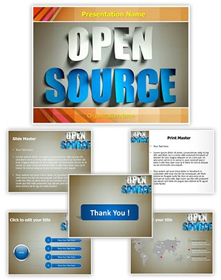 Open Source Editable PowerPoint Template