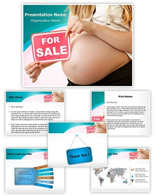 Surrogacy Editable PowerPoint Template