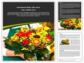 Florist Template
