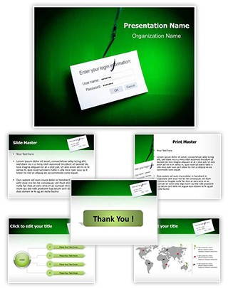 Phishing Editable PowerPoint Template