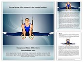 Gymnastics Editable Word Template