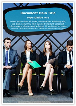 Job Interview Editable Word Template