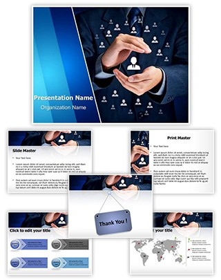 Customer Care Editable PowerPoint Template