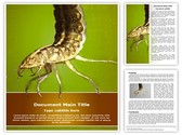 Water Larva Template