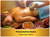 Indian Ayurvedic Oil Therapy Template