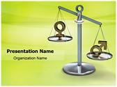 Discrimination Laws Editable PowerPoint Template